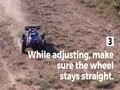 RC Car Steering Setup and Problem-solving